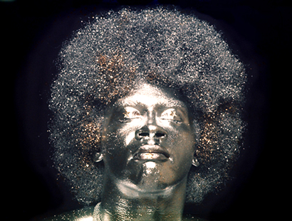 Afro of Outer Space
